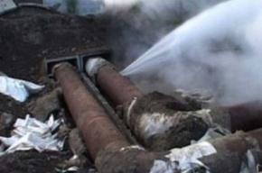 400 домов Невского района остались без тепла из-за коммунальной аварии