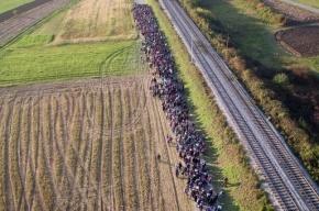 Беженцы объявили в Норвегии голодовку против высылки из страны