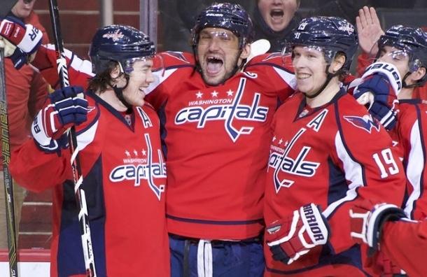 Александр Овечкин забросил 500-ю шайбу в НХЛ