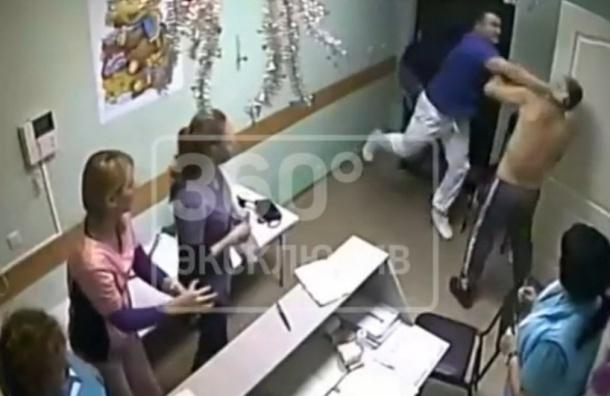 СК проводит проверку по факту убийства пациента больницы в Белгороде