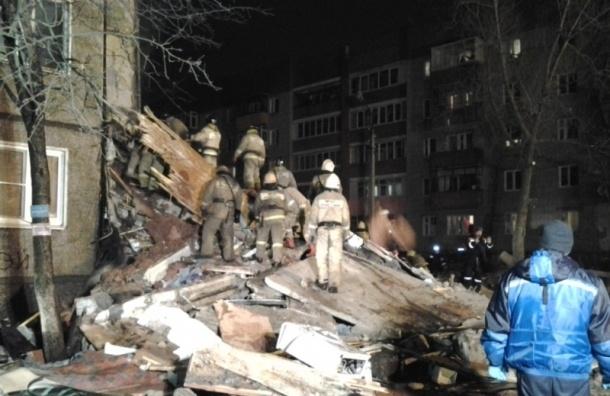Спасатели просят снести дом, где произошел взрыв бытового газа