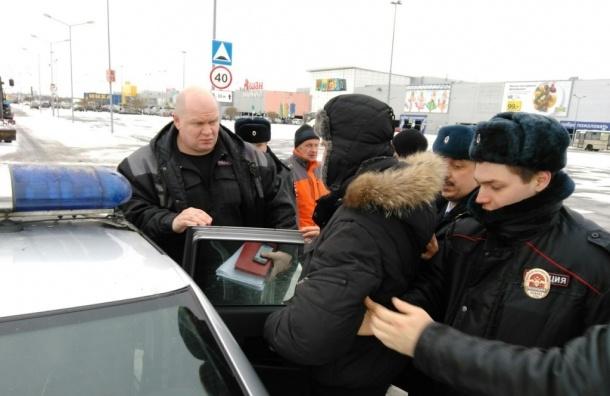 Пятеро активистов системы «Платон» задержаны в Петербурге