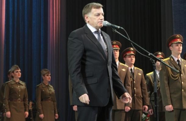 Спикер Макаров пойдет на выборы по округу и спискам