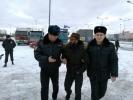 Забастовка дальнобойщиков 20.02.16, фото: Сергей Кагермазов : Фоторепортаж
