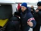 Фоторепортаж: «Забастовка дальнобойщиков 20.02.16, фото: Сергей Кагермазов »