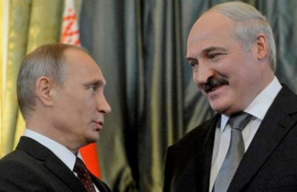 Лукашенко спутал Путина и Медведева