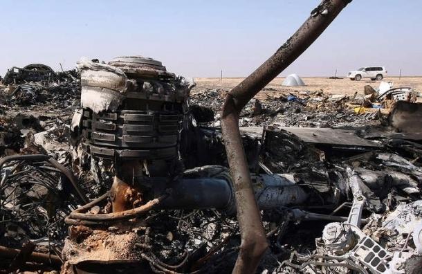 Версию о теракте на A321 подтверждают новые данные