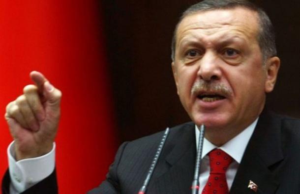 Охрана президента Турции избила женщин во время визита Эрдогана в Эквадор