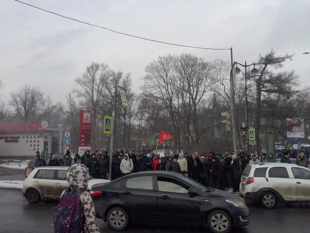 Митинг памяти Немцова, фото: MR7: Фото