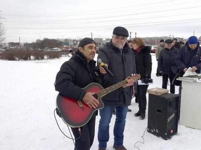 Платону нет! 6.02. фото: Сергей Ковальченко: Фото
