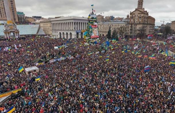Франция показала фильм про Майдан вопреки протестам Киева