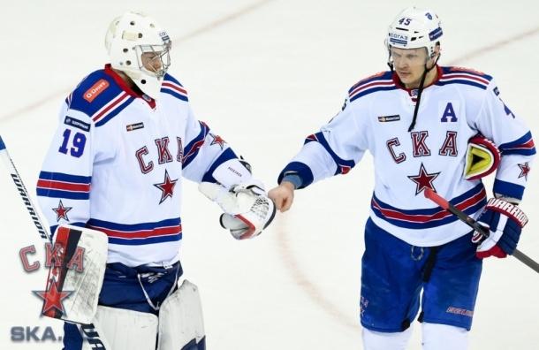 «Локомотив» обыграл СКА в овертайме у себя дома