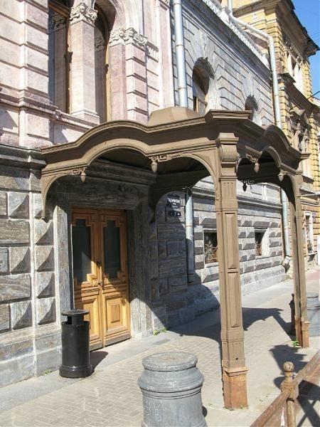 _Особняк Н. А. Кушелева-Безбородко (Малый мраморный дворец)