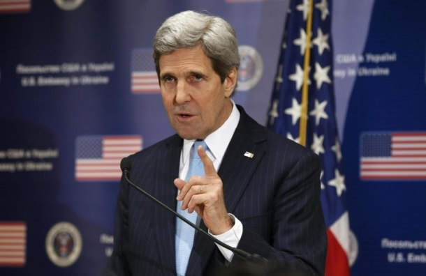 Джон Керри обвинил Россию в масштабной гибели женщин и детей в Сирии