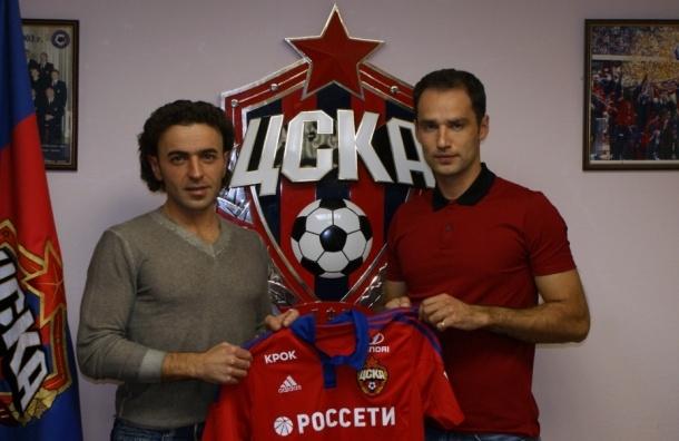 Роман Широков перешел в ЦСКА