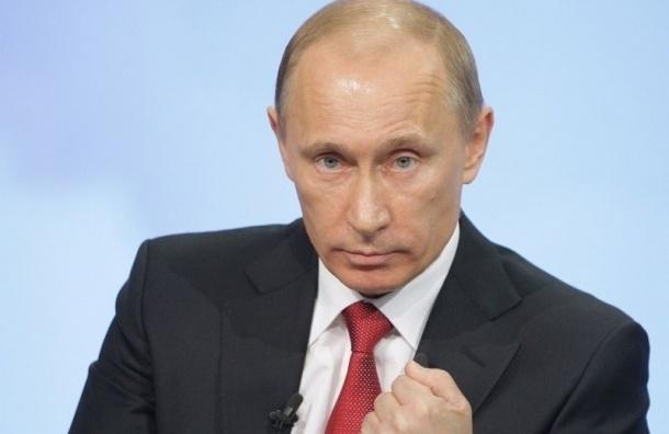 Глава Карелии: Заслужил выговор от Путина