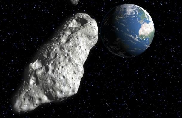 Двойник челябинского метеорита приближается к Земле