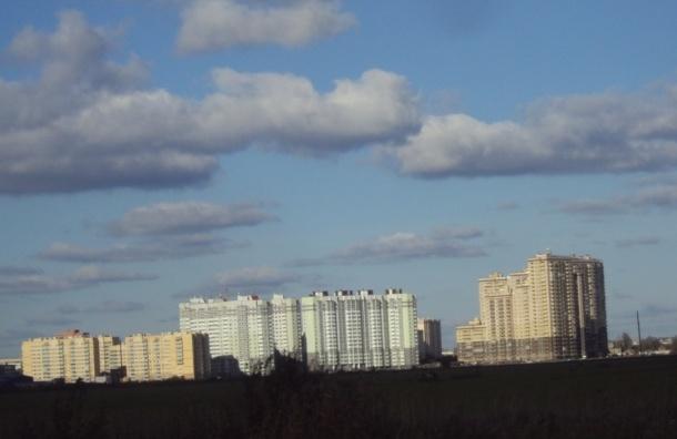 Мурино и Кудрово просятся в Петербург