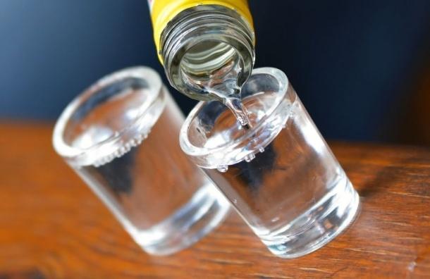 Экспорт водки в России упал на 40%