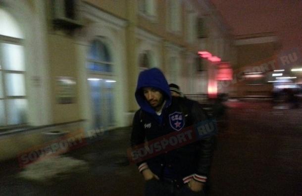 Ковальчук вернулся в Петербург после отстранения от матча с «Локомотивом»
