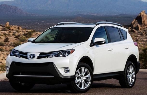 Toyota в России отзовет более 140 тысяч автомобилей из-за ремня безопасности