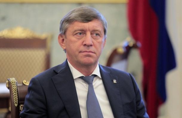 Депутаты «делят» центр Петербурга
