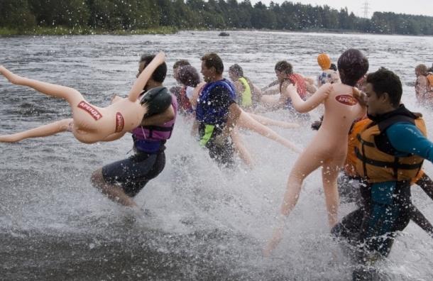 Журчите ручьи!