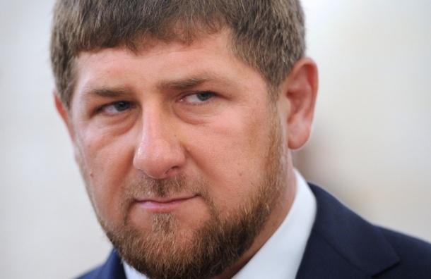 Кадыров показал ролик с Касьяновым в «снайперском прицеле»