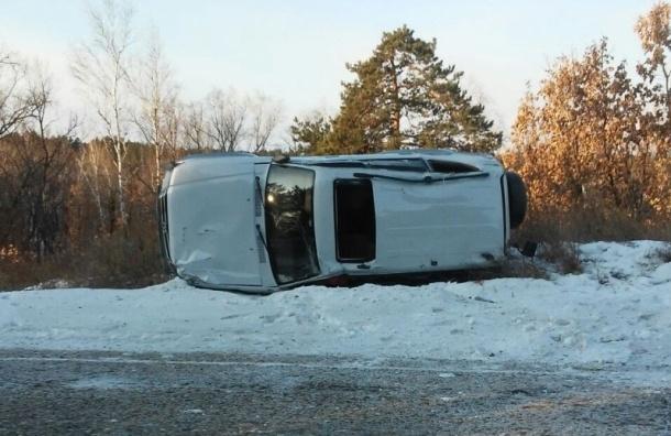Мэр Шимановска и его водитель погибли в аварии в Амурской области