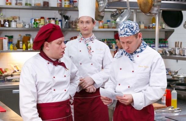 Украинский телеканал будет судиться с Госкино из-за запрета показа сериала «Кухня»