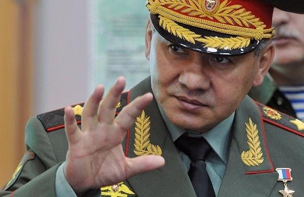Шойгу передал главе Ирана личное послание Владимира Путина