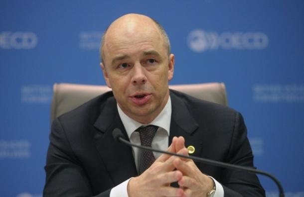 Силуанов напомнил властям о нехватке денег на антикризисный план