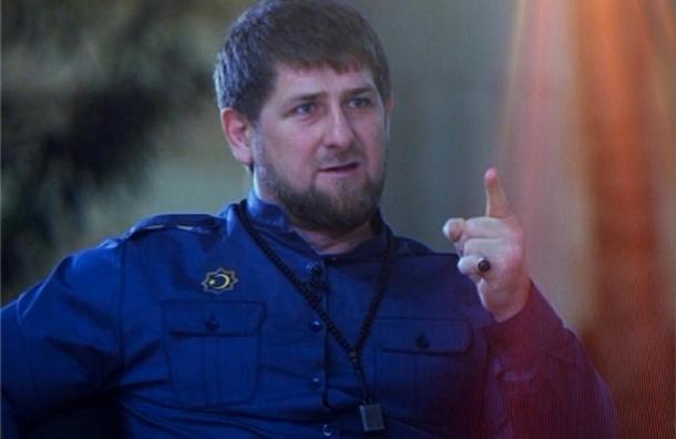 Кадыров прокомментировал удаление из Instagram видео с Касьяновым