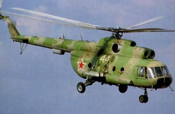 Минобороны подтвердило гибель вертолета в Острове
