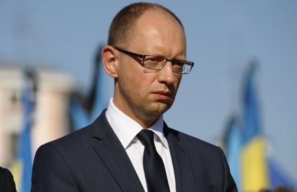 СМИ: Яценюк уходит в отставку по собственному желанию