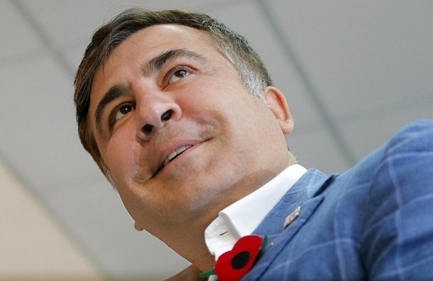 Саакашвили об отказе от охраны: Я никого не боюсь