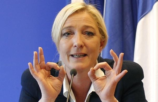 Марин Ле Пен просит у России $27 млн на предвыборную кампанию