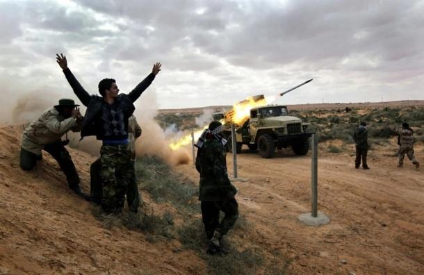 Сирийским повстанцам передали ракеты системы