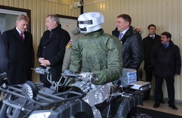 Боевые роботы поступят в российскую армию в ближайшие годы