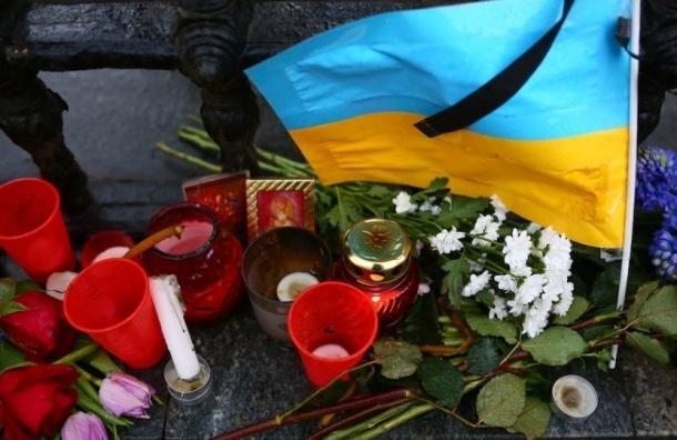 Неизвестные сорвали в Петербурге показ фильма о Майдане