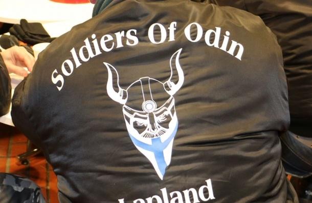 Группировка «Солдаты Одина» активно развивается в Эстонии