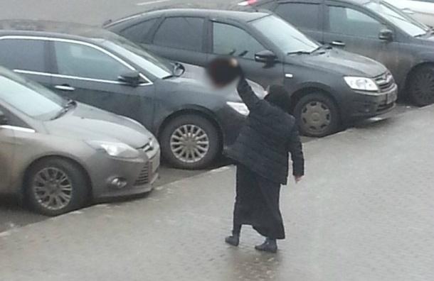 Няне, размахивавшей головой ребенка в центре Москвы, назначили экспертизу