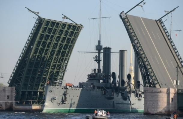 СМИ: цена ремонта крейсера «Аврора» составляет 800 млн рублей