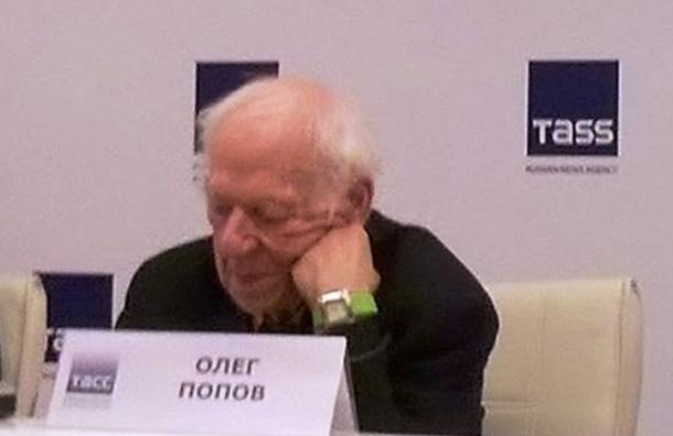 «Второе дыхание» Олега Попова