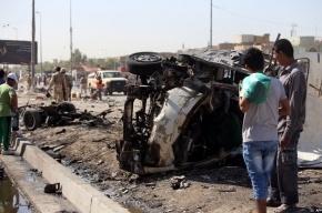 Смертник ИГИЛ подорвался в шиитском пригороде Багдада