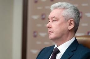 Песков считает, что вопрос отставки Собянина это тема Москвы, а не Кремля