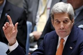 Керри заявил, что войска в Сирию введут, если Асад нарушит перемирие