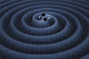 Ученые впервые зафиксировали существование гравитационных волн