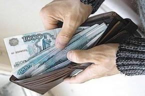 Долги по зарплате в Ленобласти за месяц выросли вдвое