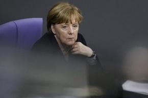 Меркель заявила о готовности снять санкции против России